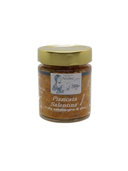 patè di pizzicata salentina