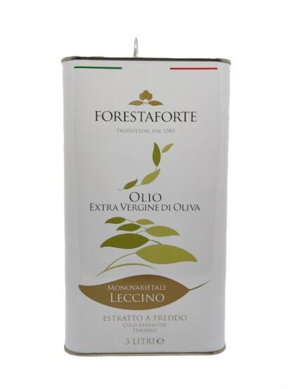 Olio extravergine di oliva Leccino