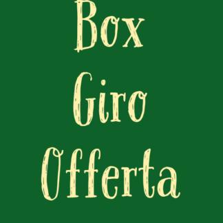 Box giro offerta
